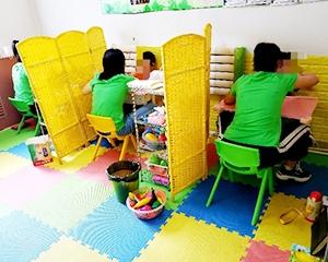 天津自闭症康复训练-语训课
